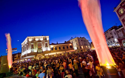 8th salsa summer festival Croatia