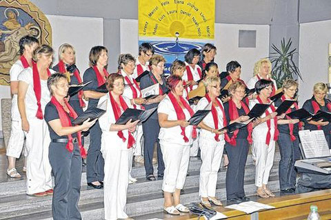 Frauenchor Ciconia - 2011