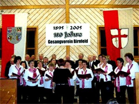 Jubiläum 110 Jahre - 2005