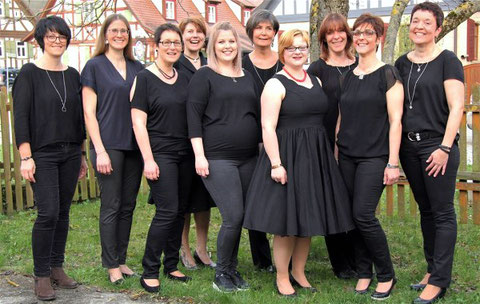 Singing Sisters - 2017 - Es fehlt Lea Beiersdörfer