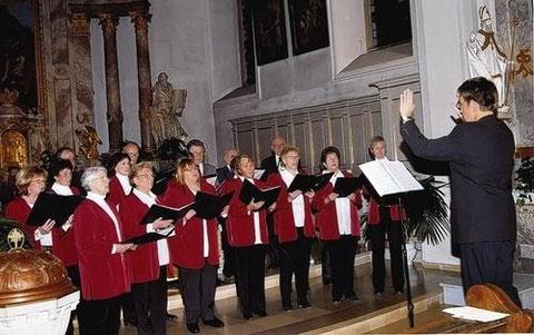 Adventskonzert 2007 - Leitung: Rudolf Wurm