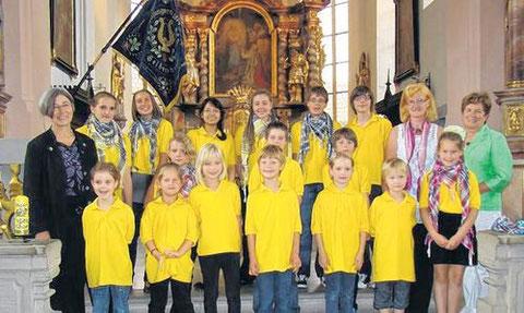 10 Jahre - Kinder- und Jugendchor 2011