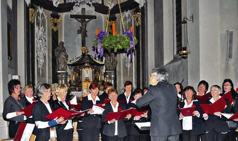 Frauenchor - Adventskonzert 2009