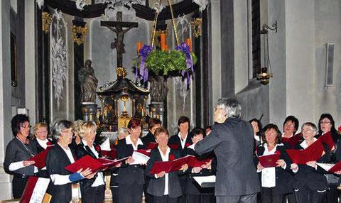 Frauenchor - Adventskonzert 2009