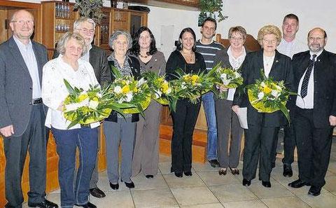 Ehrungen - Dezember 2009