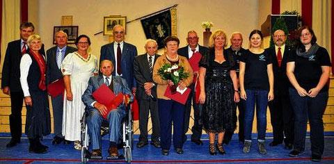 60-jähriges Vereinsjubiläum 2012