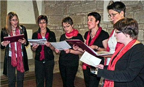 Singing Sisters 2011