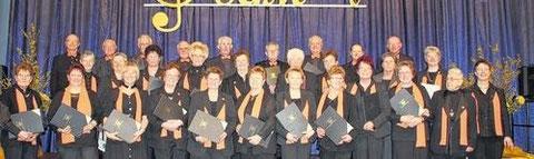 40 Jahre Singgemeinschaft - 2010