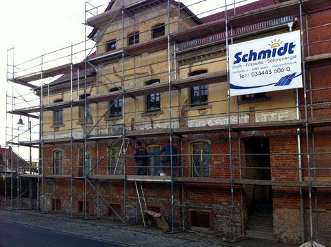 Renovierung 2012
