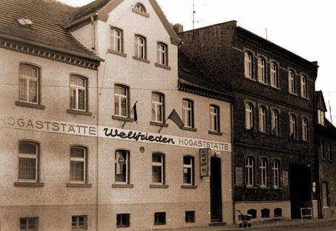 """HO Gaststätte """"Weltfrieden"""" 1988"""