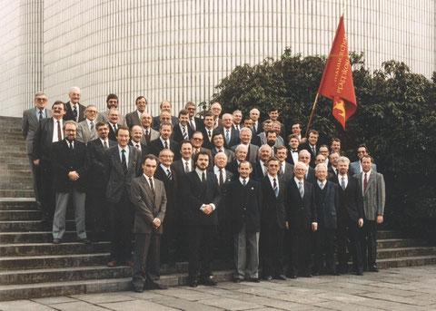 50 Jahre Männerchor Pfäffikon am Etzel 1988