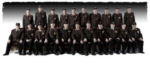 Reservestand Gruppenfoto 2010