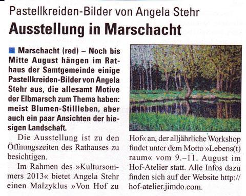 De Elvmarscher, 06.07.2013