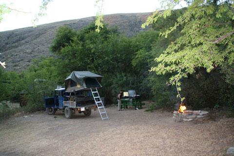 Buschcamp