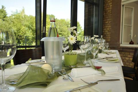 Privatfeiern Hochzeitstafel