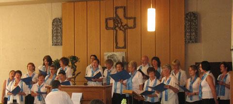 Konzert Sommerfest Westerbauer 2010