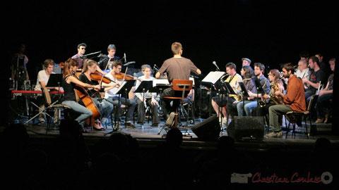 Festival JAZZ360 2011, Big Band du Conservatoire Jacques Thibaud