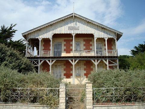 Village de l'Amélie, Soulac-sur-Mer