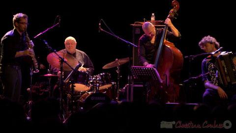 "Festival JAZZ360 2013, Daniel Humair Quartet ""Sweet & Sour"""