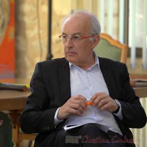 Marc Avinen, Maire de Sallebœuf et Directeur d'EHPAD