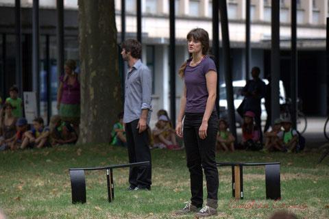 Fest'Arts 2015, La Débordante Compagnie