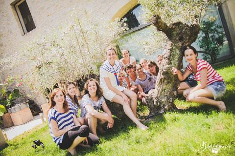 EVJF, Enterrement de vie de jeune fille, Gard