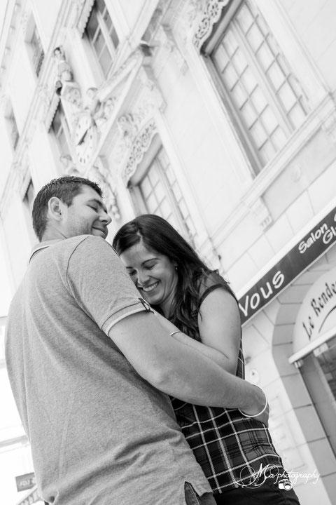 séance photo couple, engagement, saint valentin
