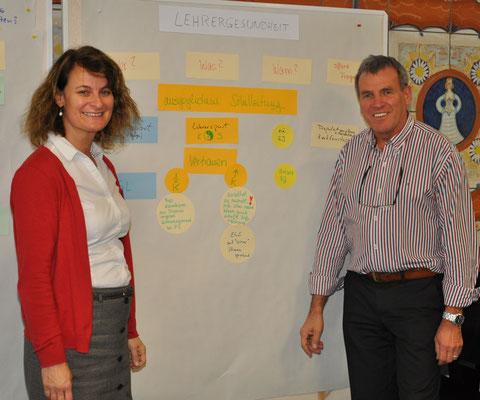 Pädagogischer Tag zum Thema Lehrergesundheit Bad Wildbad am 1.2.2014