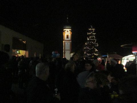 (c) TSV Rudelzhausen, Weihnachtsmarkt 2014