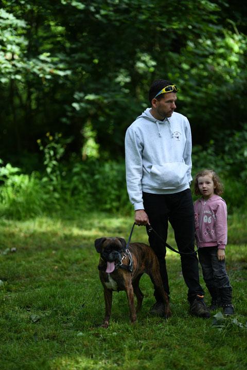 Idylle et sa famille