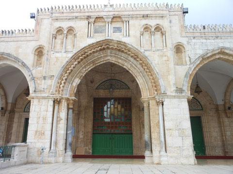 Мечеть Аль Акса на Храмовой горе