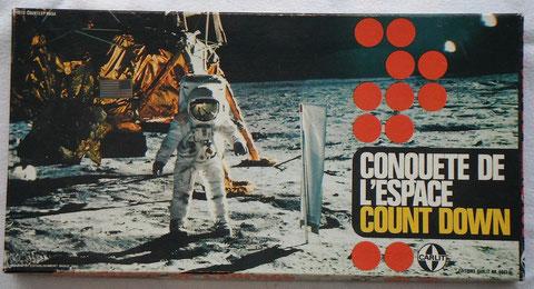La Conquête de l'Espace :  Carlit, 1967