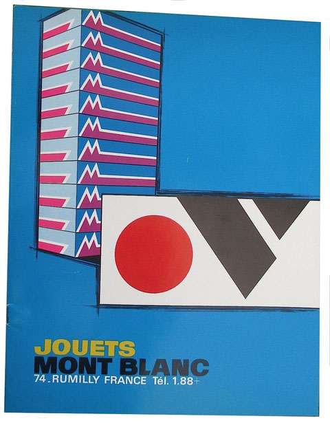 catalogue jouets mont blanc