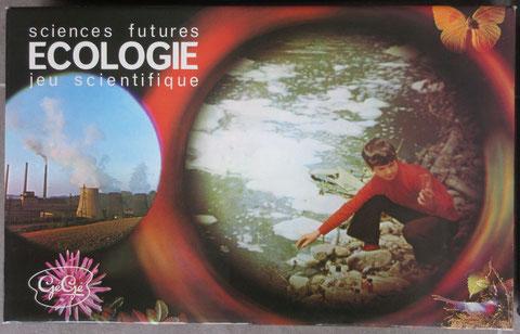 ecologie jeu gégé vintage toy jouet ancien sciences futures éducatif scientifique