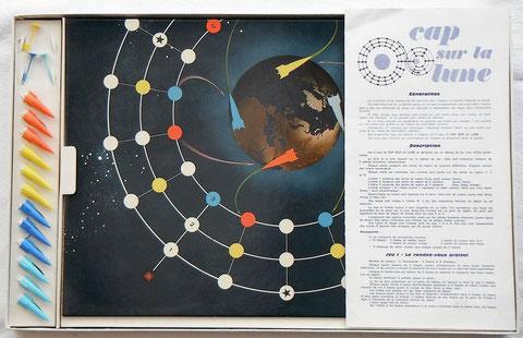 Cap sur la Lune :  Fernand Nathan