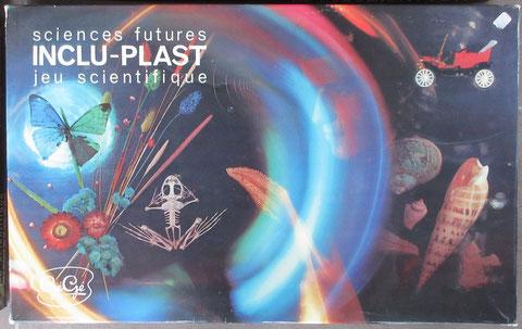 inclu plast jeu gégé vintage toy jouet ancien sciences futures éducatif scientifique