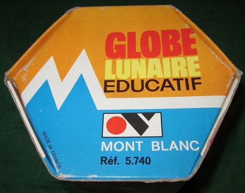 globe lunaire tole jouets mont blanc tin toy moon