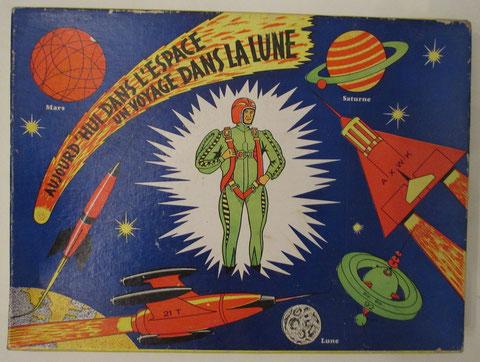 Aujourd'hui dans l'Espace :  La Tour Saint Denis