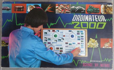 vintage jeu game Ordinateur 2000 :  Création Jouets Educatifs Universels