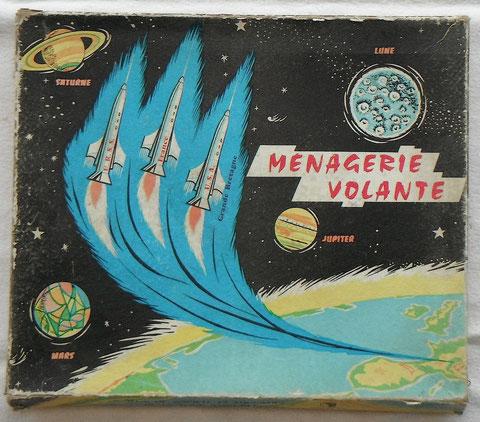 """Ménageris Volante :  """"Jeux de Société et ducatif de La Tour Saint-Denis"""""""