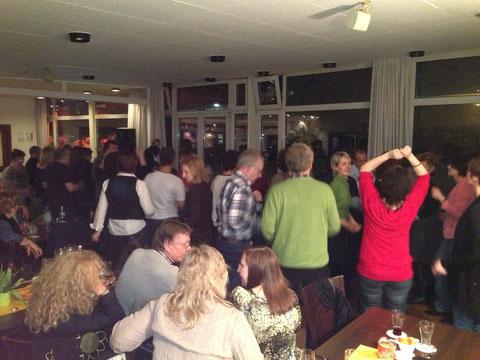 Winterabschluss-Party 2013