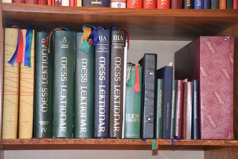 Messbücher