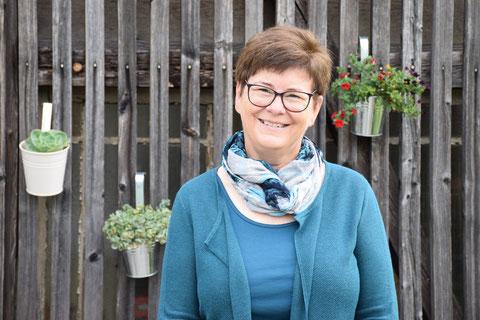 Pfarrsekretärin Dolores Podgorschek in Altenstadt