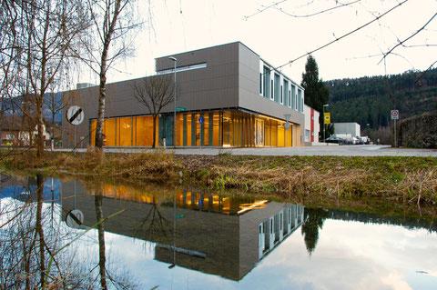 Pfarrzentrum Altenstadt von außen