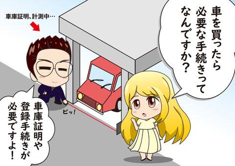 自動車関連手続き_熊本_石原大輔行政書士事務所