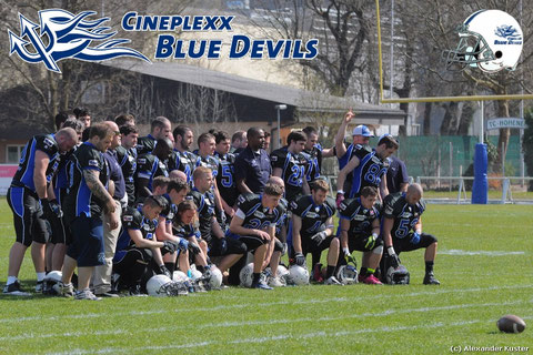 Cineplexx Blue Devils Hohenems (Division I)