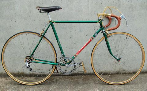 Preisser Rennrad Baujahr 1965