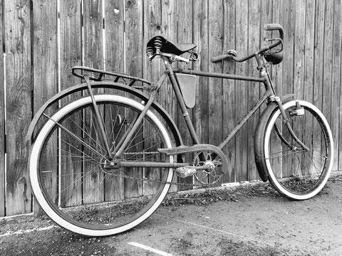 Wanderer Vorkrieg Fahrrad