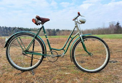 Diamant Schwanenhals Damenrad