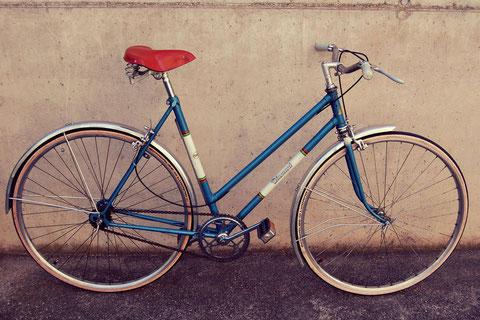 Elsner Damenrad - Umbau Baujahr 1966